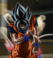 Goku Limit Breaker by Koku78