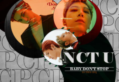 406|NCTU TAEYONG AND TEN(BABY DON'T STOP)PHOTOPACK by CloudPhotopacks