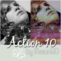 Action 10 by Sol by TheSun20