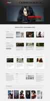 Silence Wordpress Theme by m-themes