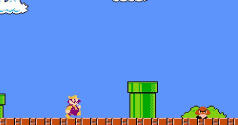 Super Wario Bros Rom Hack Free Download by LightDia