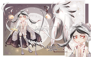 Keeper of Birds Adopt AUCTION [closed] by LiorAdli