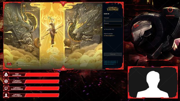 PROJECT Zed - Client Overlay by lol0verlay