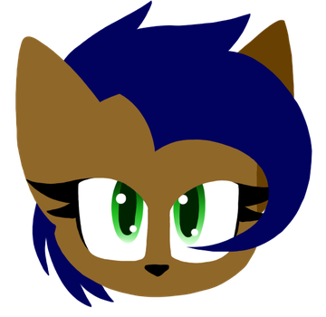 Hedgie Icon Thing by SpaazleDazzle