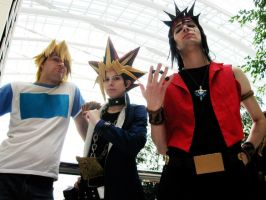 YGO - Bring It by SacaradiTuenifore