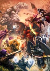 DotA: Defense of the Ancients by kunkka
