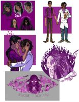 Night Vale Dump by EmpressFunk