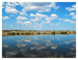 Nature's mirror by KtuAC