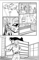 Batman page 04 by amherman