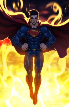 Superman by FooRay