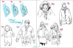 Shojo Fashion year 3 - preview #3 by beanclam