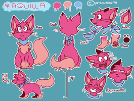 Aquilla Reference by phlavours