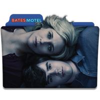 Bates Motel : TV Series Folder Icon v2 by DYIDDO