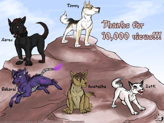 10k-Thank you by ThorinFrostclaw