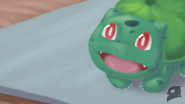 Bulbasaur by Buho01