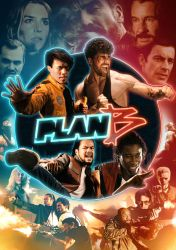 Plan B - Feature Film Poster by Hideyoshi