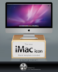 iMac Icon by mrrste