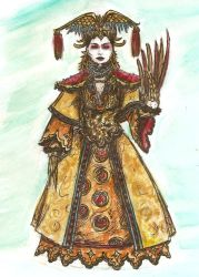 The Empress Dowager by Forfaxia