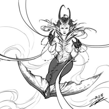 20-05-2017 Mermay 2 by Manticore85