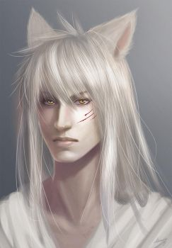 Realistic Youko v2 by Yon-kitty