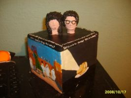 The Mars Volta Ceramic Box by whore-of-troy