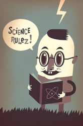 science rulez by garbages