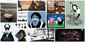 Influence Map (of sorts) by handtoeye