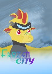 Frozen City cover - AWSW fanfiction by LukasDeAudi