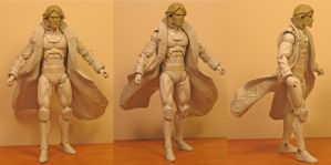 Marvel Select Gambit variant by BLACKPLAGUE1348