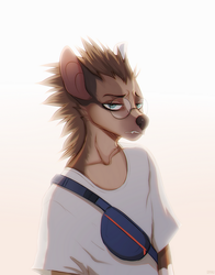 [ArtFight] Damon by Grinu