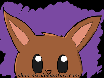 Evolie - Eevee by Shao-Pix