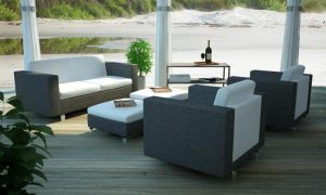 Beach House Deck by zodevdesign