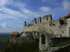 Sumeg Castle 1 by nwinder