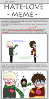 The Hate-Love Meme! [HP//Drarry] by oh-no-Castiel