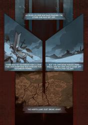 The Hollow Mask: Ch. 1 Page 3 by morteraphan