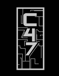 C47 Logo by mikemorrocco
