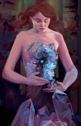 Forget-Me-Not by stephanie-cost