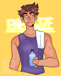 Energize  by KarlaArts