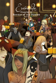 Chapter 11 - Beware of Air Pirates (Part 2)  Cover by biancaloran