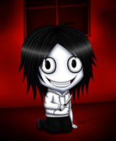 Jeff the Killer is coming for you by MGerbil