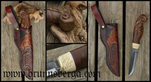 Arlan - Nordic Knife by Wodenswolf
