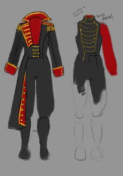 Commissar Concept 1 by vividwings