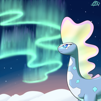 Day 12-Aurorus by ParadigmPizza