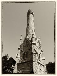 Water Tower by haloman69