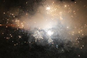 Fireworks Stock 196 by Malleni-Stock