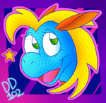 DragonDrawer102 2018 Deviant ID by DragonDrawer102
