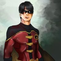 Jason Todd by StephanyHardy