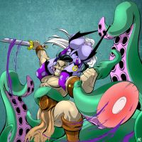 Syx and Tyr Contest entry by Jaesun_alin by Scratchtastic