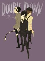 Double Down - Promotional Art by jisuk