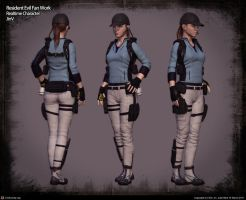 Realtime Character 2 by KingVKingV